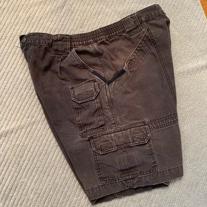 5.11 Tactical Series 100% Cotton Charcoal Shorts